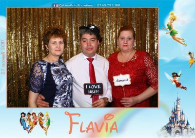 Cabina Foto Showtime - FUN BOX - Flavia - Botez Pensiunea Paradis Ramnicu Valcea - 65