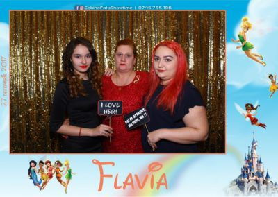 Cabina Foto Showtime - FUN BOX - Flavia - Botez Pensiunea Paradis Ramnicu Valcea - 69