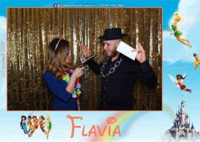Cabina Foto Showtime - FUN BOX - Flavia - Botez Pensiunea Paradis Ramnicu Valcea - 7