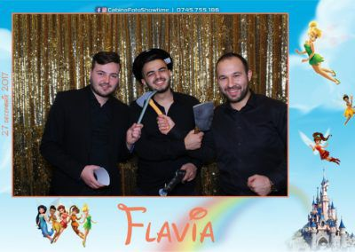 Cabina Foto Showtime - FUN BOX - Flavia - Botez Pensiunea Paradis Ramnicu Valcea - 77