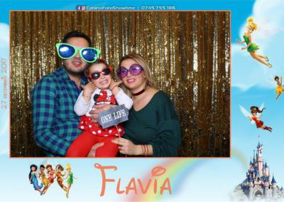 Cabina Foto Showtime - FUN BOX - Flavia - Botez Pensiunea Paradis Ramnicu Valcea - 79