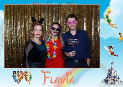 Cabina Foto Showtime - FUN BOX - Flavia - Botez Pensiunea Paradis Ramnicu Valcea - 83