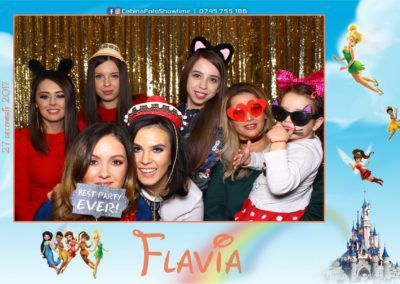 Cabina Foto Showtime - FUN BOX - Flavia - Botez Pensiunea Paradis Ramnicu Valcea - 9