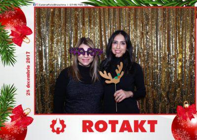 Cabina Foto Showtime - FUN BOX - Rotakt - Christmas Party - OK Vila Boierului Ramnicu Valcea - 1