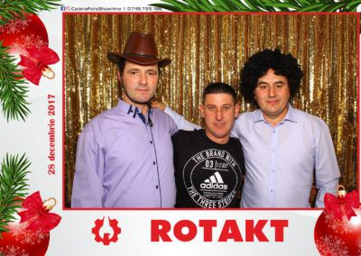 Cabina Foto Showtime - FUN BOX - Rotakt - Christmas Party - OK Vila Boierului Ramnicu Valcea - 13