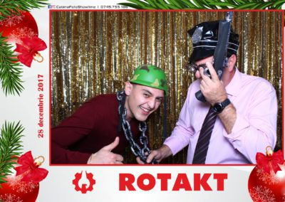 Cabina Foto Showtime - FUN BOX - Rotakt - Christmas Party - OK Vila Boierului Ramnicu Valcea - 14