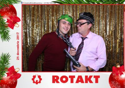 Cabina Foto Showtime - FUN BOX - Rotakt - Christmas Party - OK Vila Boierului Ramnicu Valcea - 15