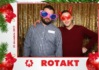 Cabina Foto Showtime - FUN BOX - Rotakt - Christmas Party - OK Vila Boierului Ramnicu Valcea - 158