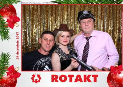 Cabina Foto Showtime - FUN BOX - Rotakt - Christmas Party - OK Vila Boierului Ramnicu Valcea - 16