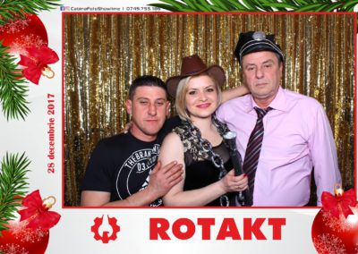 Cabina Foto Showtime - FUN BOX - Rotakt - Christmas Party - OK Vila Boierului Ramnicu Valcea - 17