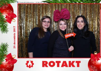 Cabina Foto Showtime - FUN BOX - Rotakt - Christmas Party - OK Vila Boierului Ramnicu Valcea - 2