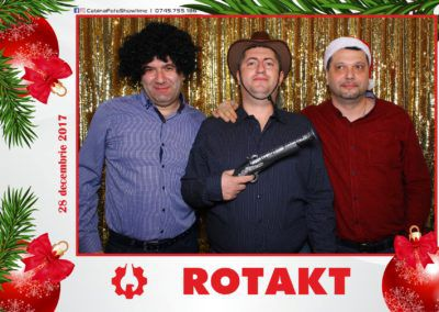 Cabina Foto Showtime - FUN BOX - Rotakt - Christmas Party - OK Vila Boierului Ramnicu Valcea - 23