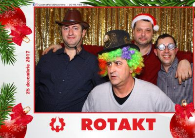 Cabina Foto Showtime - FUN BOX - Rotakt - Christmas Party - OK Vila Boierului Ramnicu Valcea - 24
