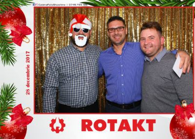 Cabina Foto Showtime - FUN BOX - Rotakt - Christmas Party - OK Vila Boierului Ramnicu Valcea - 26