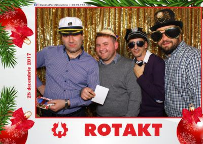 Cabina Foto Showtime - FUN BOX - Rotakt - Christmas Party - OK Vila Boierului Ramnicu Valcea - 28