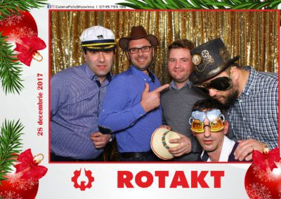 Cabina Foto Showtime - FUN BOX - Rotakt - Christmas Party - OK Vila Boierului Ramnicu Valcea - 29