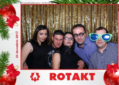 Cabina Foto Showtime - FUN BOX - Rotakt - Christmas Party - OK Vila Boierului Ramnicu Valcea - 31