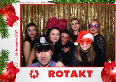 Cabina Foto Showtime - FUN BOX - Rotakt - Christmas Party - OK Vila Boierului Ramnicu Valcea - 35