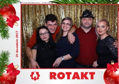 Cabina Foto Showtime - FUN BOX - Rotakt - Christmas Party - OK Vila Boierului Ramnicu Valcea - 42