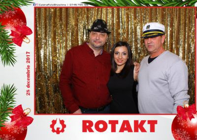Cabina Foto Showtime - FUN BOX - Rotakt - Christmas Party - OK Vila Boierului Ramnicu Valcea - 45