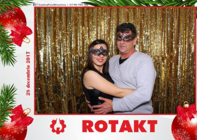 Cabina Foto Showtime - FUN BOX - Rotakt - Christmas Party - OK Vila Boierului Ramnicu Valcea - 49