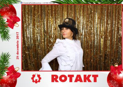 Cabina Foto Showtime - FUN BOX - Rotakt - Christmas Party - OK Vila Boierului Ramnicu Valcea - 59