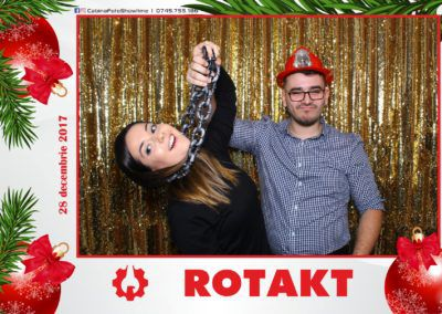 Cabina Foto Showtime - FUN BOX - Rotakt - Christmas Party - OK Vila Boierului Ramnicu Valcea - 7