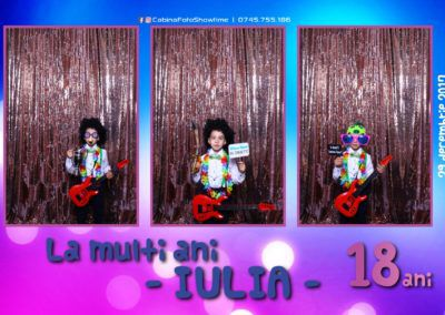 Cabina Foto Showtime - Magic Mirror - Iulia - Majorat Ok Zavoi Valcea - (1)