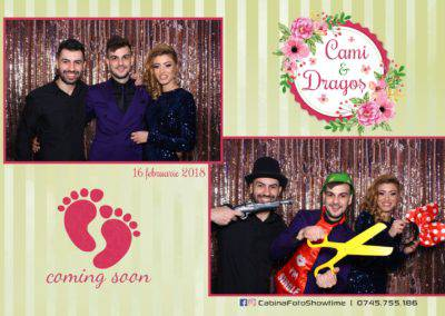 Cabina Foto Showtime - FUN BOX - Cununie Cami si Dragos - Luxury by the Lake Ramnicu Valcea - Print - 19
