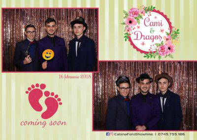 Cabina Foto Showtime - FUN BOX - Cununie Cami si Dragos - Luxury by the Lake Ramnicu Valcea - Print - 3