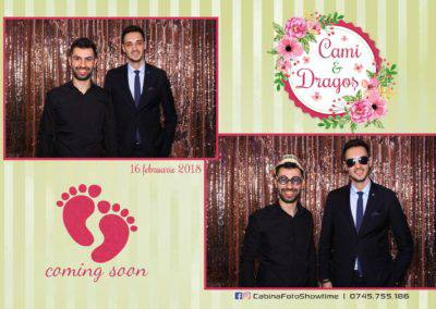 Cabina Foto Showtime - FUN BOX - Cununie Cami si Dragos - Luxury by the Lake Ramnicu Valcea - Print - 31