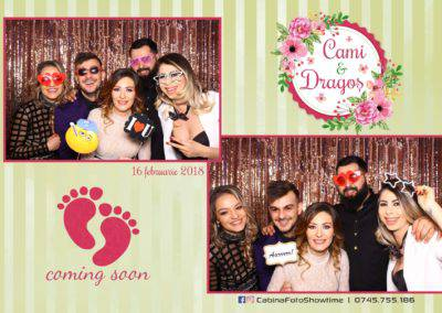 Cabina Foto Showtime - FUN BOX - Cununie Cami si Dragos - Luxury by the Lake Ramnicu Valcea - Print - 36