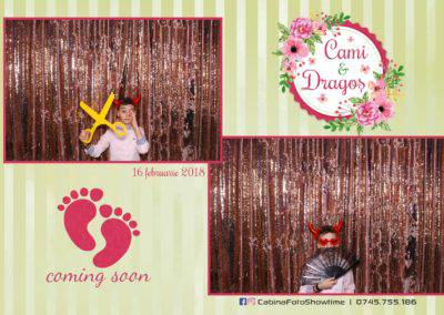 Cabina Foto Showtime - FUN BOX - Cununie Cami si Dragos - Luxury by the Lake Ramnicu Valcea - Print - 44