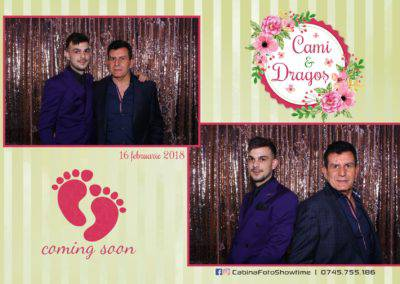Cabina Foto Showtime - FUN BOX - Cununie Cami si Dragos - Luxury by the Lake Ramnicu Valcea - Print - 7