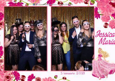 Cabina Foto Showtime - Jessica Maria - Botez Restaurant Academia Ramnicu Valcea - 6