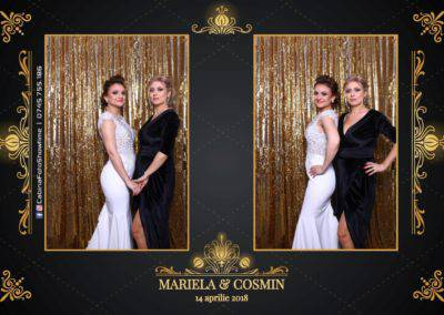 Cabina Foto Showtime - Nunta - Mariela si Cosmin - Restaurant Pro Marriage Ramnicu Vlacea - 2