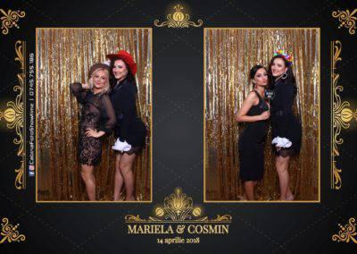 Cabina Foto Showtime - Nunta - Mariela si Cosmin - Restaurant Pro Marriage Ramnicu Vlacea - 27