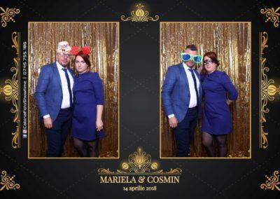 Cabina Foto Showtime - Nunta - Mariela si Cosmin - Restaurant Pro Marriage Ramnicu Vlacea - 38