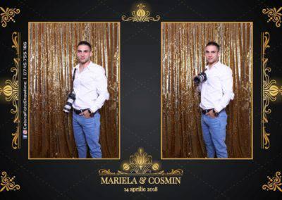 Cabina Foto Showtime - Nunta - Mariela si Cosmin - Restaurant Pro Marriage Ramnicu Vlacea - 4