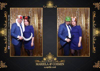Cabina Foto Showtime - Nunta - Mariela si Cosmin - Restaurant Pro Marriage Ramnicu Vlacea - 40