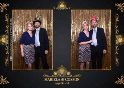 Cabina Foto Showtime - Nunta - Mariela si Cosmin - Restaurant Pro Marriage Ramnicu Vlacea - 41