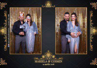 Cabina Foto Showtime - Nunta - Mariela si Cosmin - Restaurant Pro Marriage Ramnicu Vlacea - 44