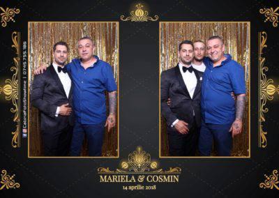 Cabina Foto Showtime - Nunta - Mariela si Cosmin - Restaurant Pro Marriage Ramnicu Vlacea - 47