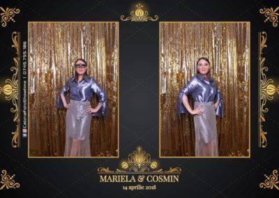 Cabina Foto Showtime - Nunta - Mariela si Cosmin - Restaurant Pro Marriage Ramnicu Vlacea - 49