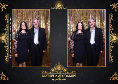 Cabina Foto Showtime - Nunta - Mariela si Cosmin - Restaurant Pro Marriage Ramnicu Vlacea - 50