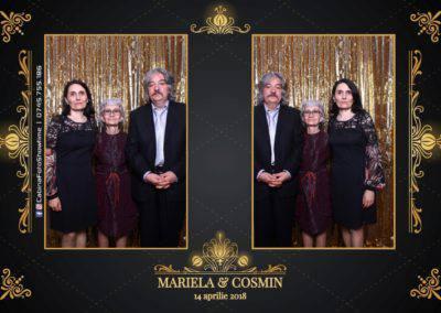 Cabina Foto Showtime - Nunta - Mariela si Cosmin - Restaurant Pro Marriage Ramnicu Vlacea - 51