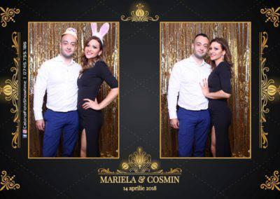 Cabina Foto Showtime - Nunta - Mariela si Cosmin - Restaurant Pro Marriage Ramnicu Vlacea - 52