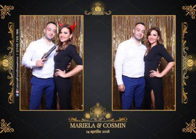 Cabina Foto Showtime - Nunta - Mariela si Cosmin - Restaurant Pro Marriage Ramnicu Vlacea - 53