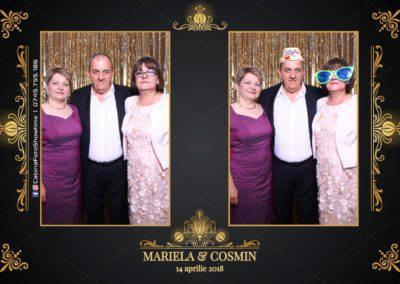 Cabina Foto Showtime - Nunta - Mariela si Cosmin - Restaurant Pro Marriage Ramnicu Vlacea - 58