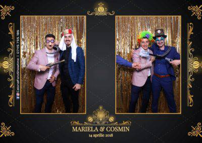 Cabina Foto Showtime - Nunta - Mariela si Cosmin - Restaurant Pro Marriage Ramnicu Vlacea - 62
